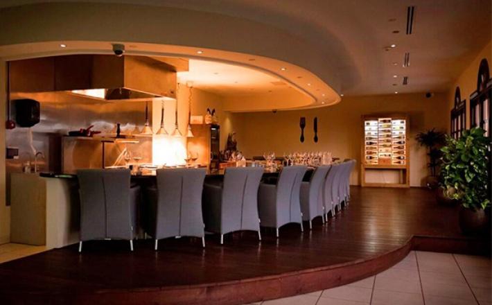 Senses Chef's Table
