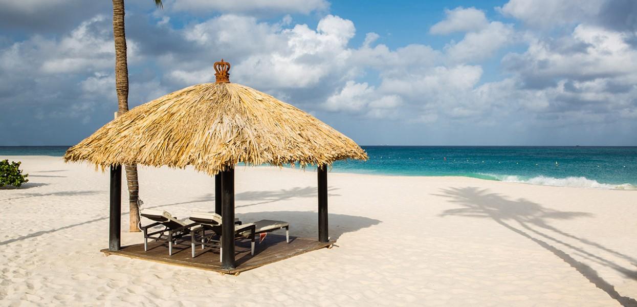 Penthouse Beach Cabana