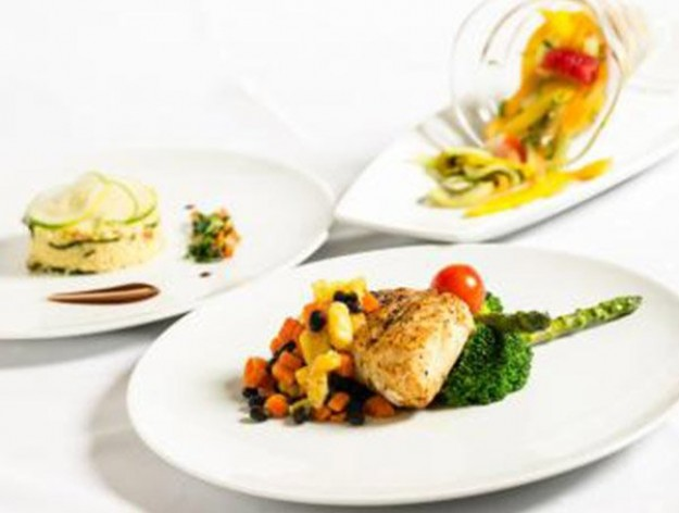 Delectable dining perfectly proportioned