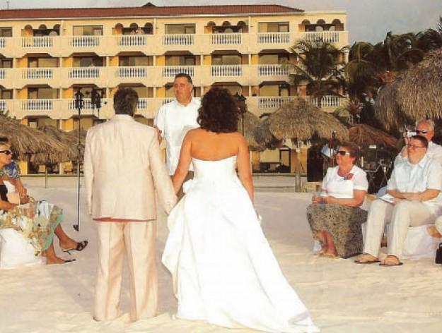 My big fat gray wedding