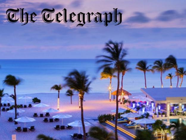 The Telegraph Breaks News of WTTC Award
