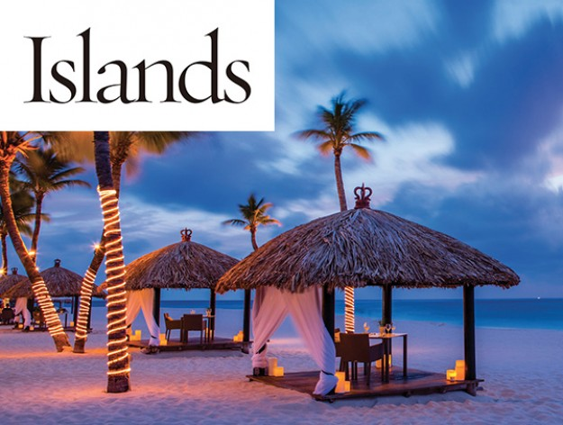 ISLANDS Spotlights Bucuti for the Best Aruba Honeymoons