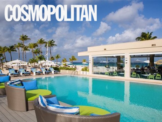 Cosmopolitan Magazine Says Bucuti Honeymoons are the Dreamiest