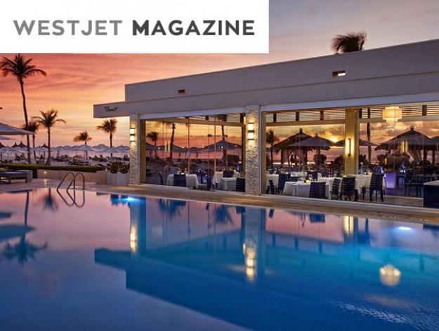 WestJet Names Bucuti Tops for Kid-Free Vacays