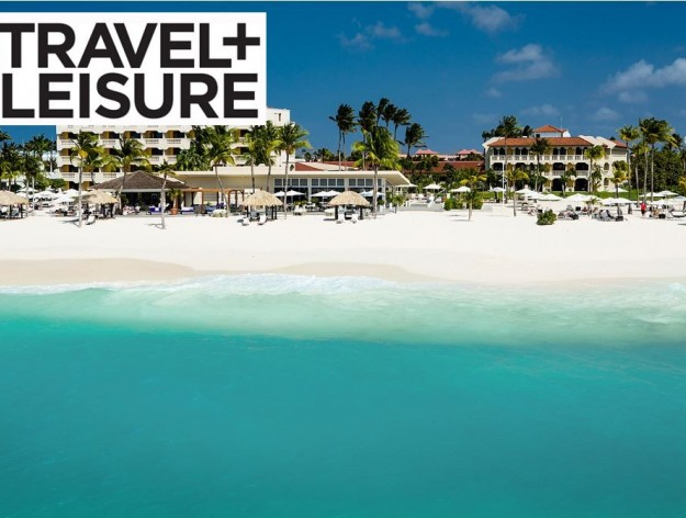 Travel + Leisure Global Vision Award