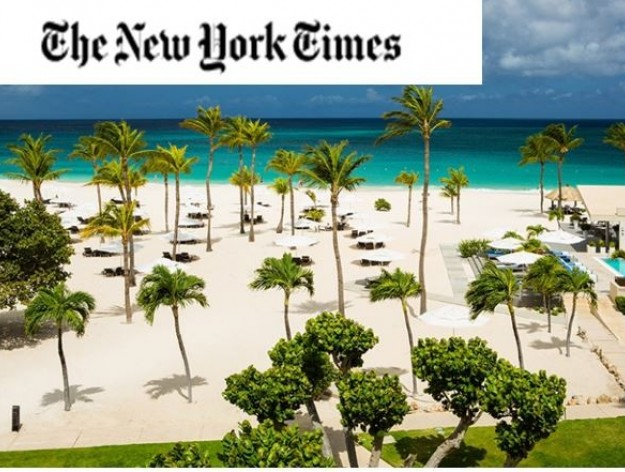 New York Times - 36 Hours in Aruba