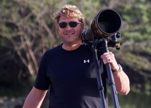 Michiel Oversteegen Photographer www.birdwatchingaruba.com