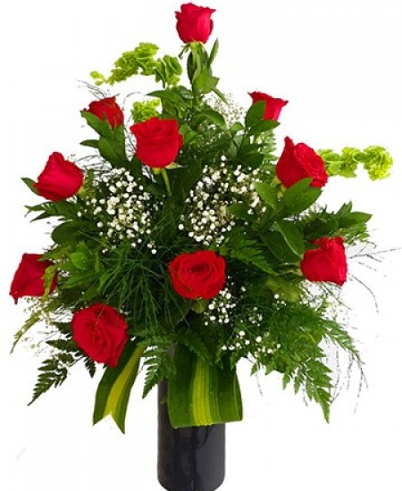 Kiss of the Rose Bouquet