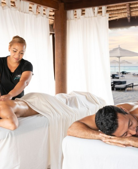 Couples Massage for Two