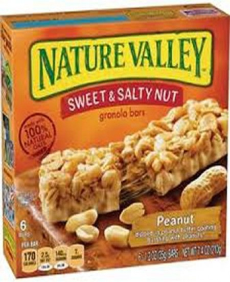 Nature Valley Granola Bars Sweet and Salty