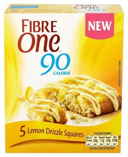 Fiber One Lemon Snack Bars