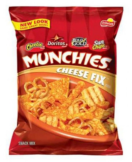 Munchies Cheese Fix Snack Mix (9.25oz)