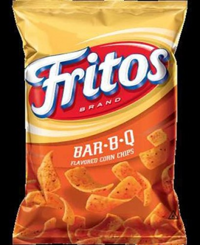Fritos Barbeque Corn Chips