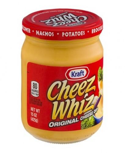 Cheez Whiz Cheese Dip