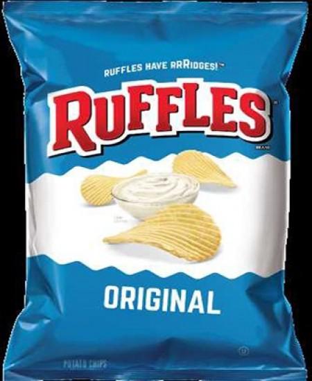 Ruffles Potato Chips (6.5oz)
