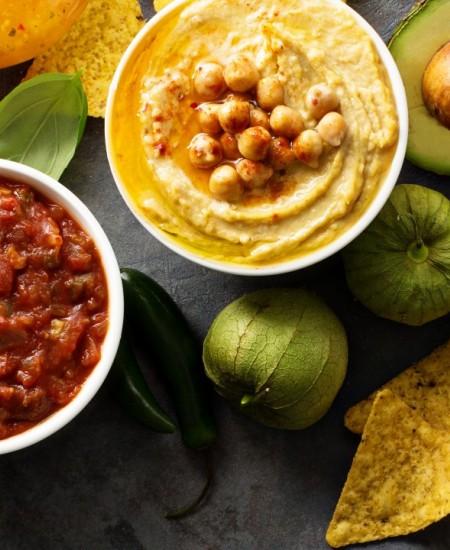 Dips & Hummus