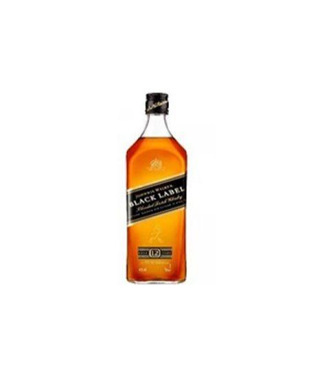 Johnnie Walker Black Label Whiskey 1L