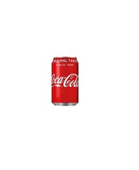 Coca Cola 355ml/11.3oz can