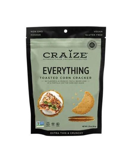 Craize Corn Cracker - Everything (1.75oz)